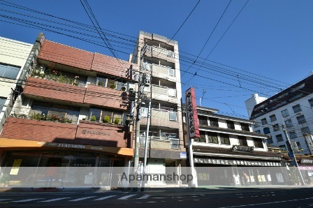 岡山県岡山市中区、岡山駅徒歩31分の築25年 6階建の賃貸マンション