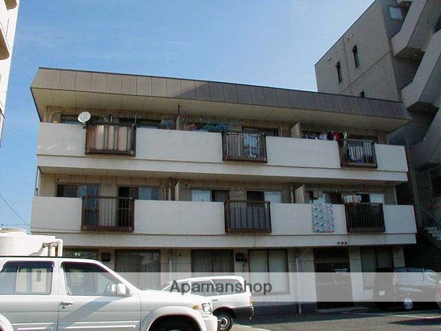 岡山県岡山市北区、北長瀬駅徒歩16分の築27年 3階建の賃貸マンション