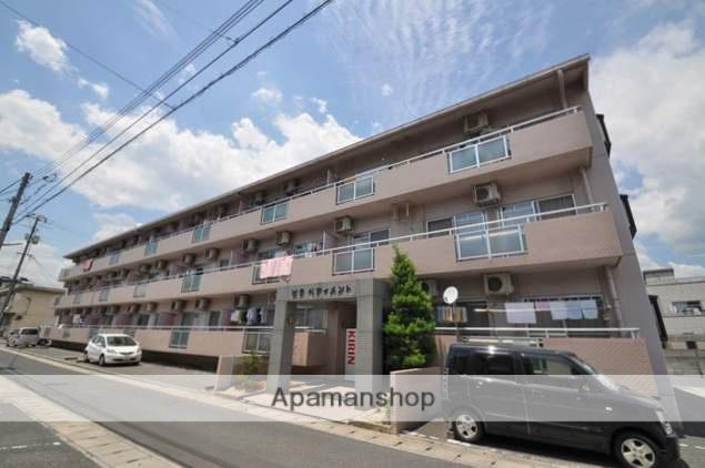 岡山県岡山市北区、北長瀬駅徒歩19分の築23年 3階建の賃貸マンション