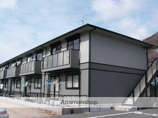 岡山県備前市、伊部駅徒歩17分の築17年 2階建の賃貸アパート
