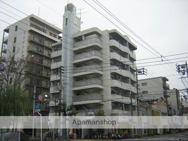 岡山県岡山市北区、岡山駅徒歩8分の築29年 7階建の賃貸マンション