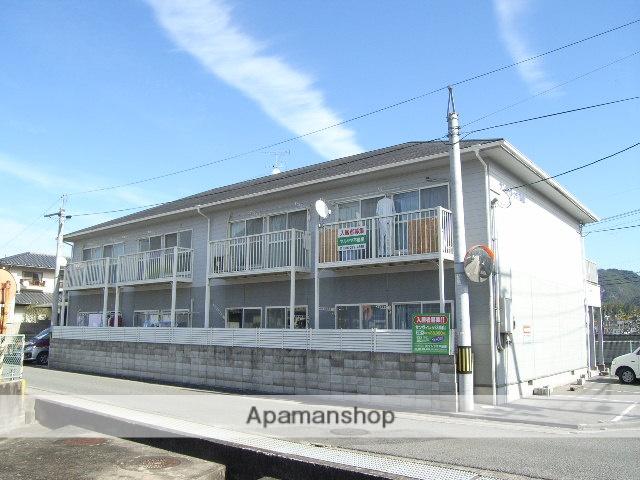 岡山県和気郡和気町、和気駅徒歩6分の築21年 2階建の賃貸アパート