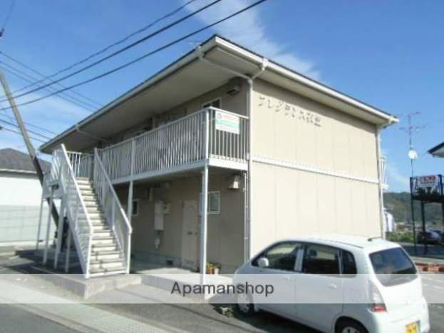 岡山県和気郡和気町、和気駅徒歩7分の築23年 2階建の賃貸アパート