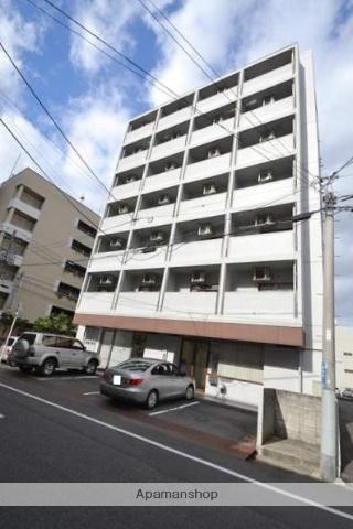 岡山県岡山市北区、岡山駅徒歩19分の築26年 7階建の賃貸マンション