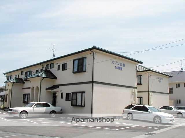 岡山県岡山市東区、東岡山駅徒歩56分の築17年 2階建の賃貸アパート