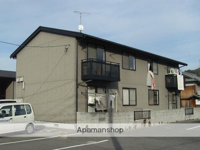 岡山県備前市、伊部駅徒歩7分の築16年 2階建の賃貸アパート