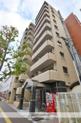 岡山県岡山市北区、岡山駅徒歩16分の築24年 10階建の賃貸マンション