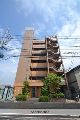 岡山県岡山市北区、岡山駅徒歩30分の築21年 7階建の賃貸マンション