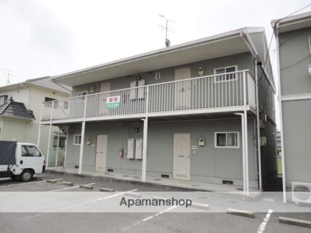 岡山県瀬戸内市、長船駅徒歩7分の築28年 2階建の賃貸アパート