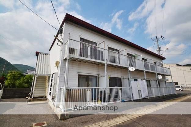 岡山県岡山市北区、玉柏駅徒歩26分の築30年 2階建の賃貸アパート