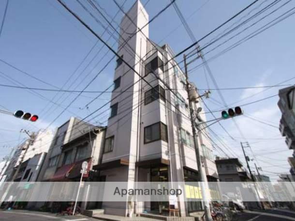 岡山県岡山市北区、岡山駅徒歩7分の築25年 6階建の賃貸マンション