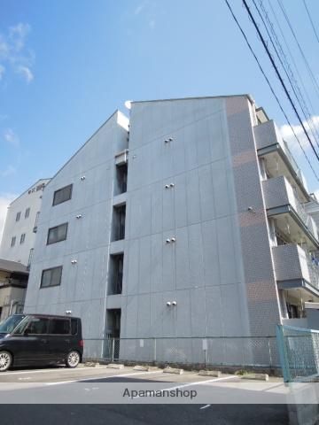 岡山県岡山市北区、岡山駅徒歩13分の築28年 4階建の賃貸マンション