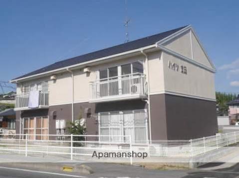 岡山県倉敷市、中庄駅徒歩25分の築24年 2階建の賃貸アパート
