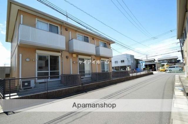 岡山県倉敷市、西富井駅徒歩13分の築11年 2階建の賃貸アパート