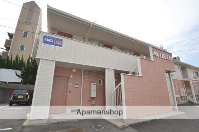 岡山県岡山市南区、妹尾駅徒歩19分の築23年 2階建の賃貸アパート