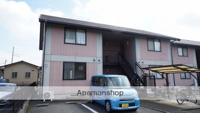 岡山県倉敷市、中庄駅徒歩47分の築19年 2階建の賃貸アパート