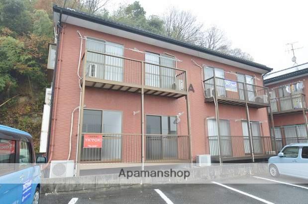 岡山県倉敷市、茶屋町駅徒歩27分の築21年 2階建の賃貸アパート