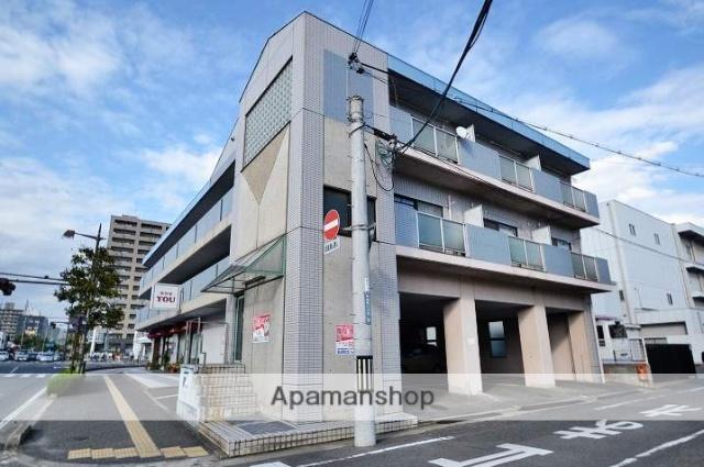 岡山県岡山市北区、岡山駅徒歩11分の築27年 3階建の賃貸マンション