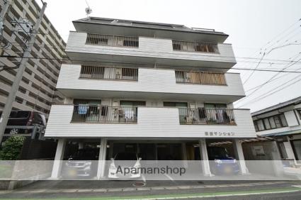 岡山県倉敷市、倉敷駅徒歩12分の築28年 5階建の賃貸マンション