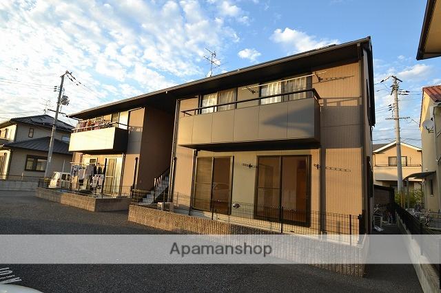 岡山県岡山市東区、西大寺駅徒歩35分の築11年 2階建の賃貸アパート