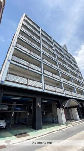 岡山県岡山市北区、岡山駅徒歩27分の築28年 8階建の賃貸マンション