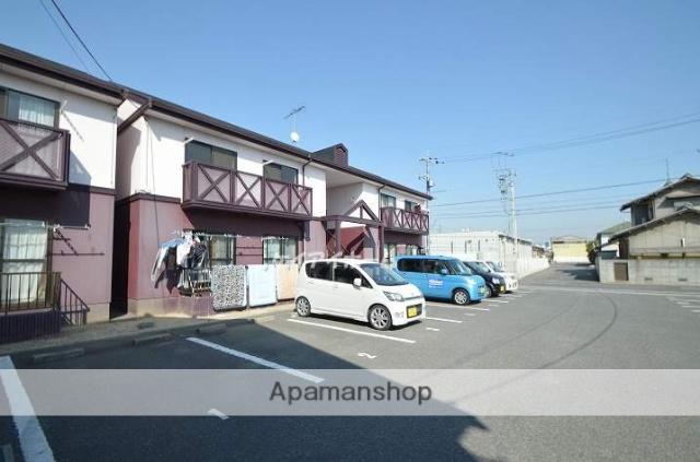 岡山県倉敷市、栄駅徒歩22分の築23年 2階建の賃貸アパート