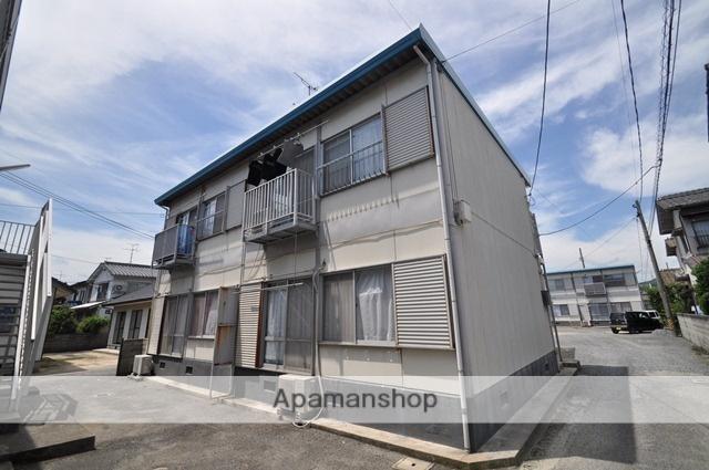 岡山県岡山市中区、西川原駅徒歩78分の築37年 2階建の賃貸アパート