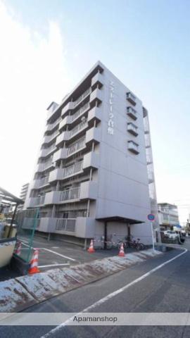 岡山県倉敷市、倉敷駅徒歩14分の築36年 7階建の賃貸マンション