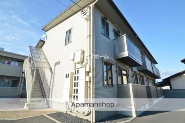 岡山県倉敷市、西富井駅徒歩18分の築3年 2階建の賃貸アパート