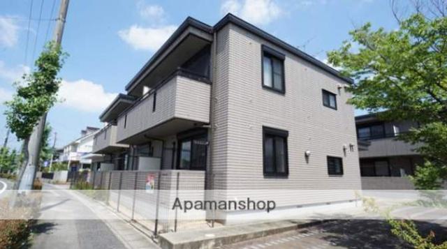 岡山県倉敷市、倉敷駅徒歩20分の築14年 2階建の賃貸アパート