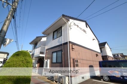 岡山県岡山市北区、北長瀬駅徒歩32分の築27年 2階建の賃貸アパート