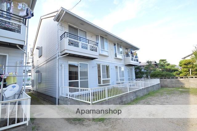 岡山県倉敷市、庭瀬駅徒歩43分の築25年 2階建の賃貸アパート
