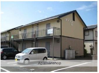 岡山県倉敷市、早島駅徒歩28分の築23年 2階建の賃貸アパート