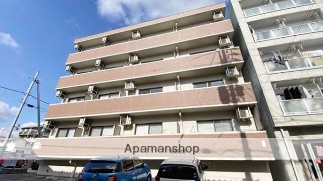 岡山県岡山市北区、岡山駅徒歩6分の築12年 4階建の賃貸マンション