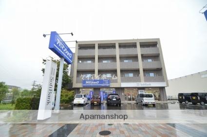 岡山県倉敷市、新倉敷駅徒歩3分の築10年 4階建の賃貸マンション