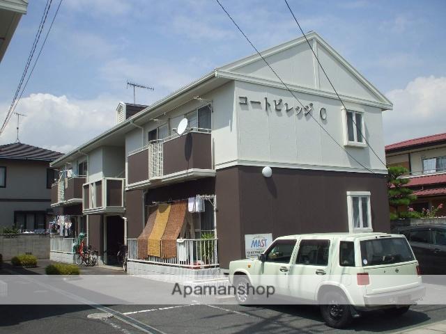 岡山県倉敷市、弥生駅徒歩11分の築24年 2階建の賃貸アパート
