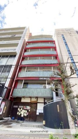 岡山県岡山市北区、岡山駅徒歩12分の築30年 7階建の賃貸マンション