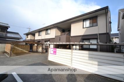 岡山県倉敷市、弥生駅徒歩12分の築21年 2階建の賃貸アパート