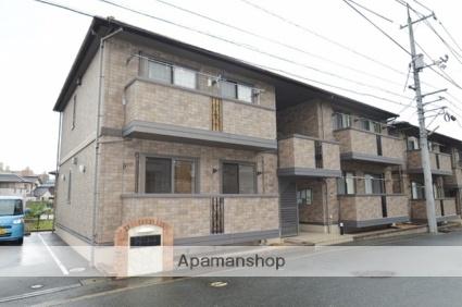 岡山県倉敷市、中庄駅徒歩8分の築9年 2階建の賃貸アパート