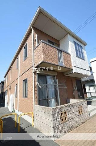岡山県倉敷市、西富井駅徒歩18分の築10年 2階建の賃貸アパート