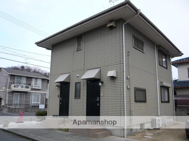 岡山県岡山市北区、北長瀬駅徒歩18分の築23年 2階建の賃貸アパート