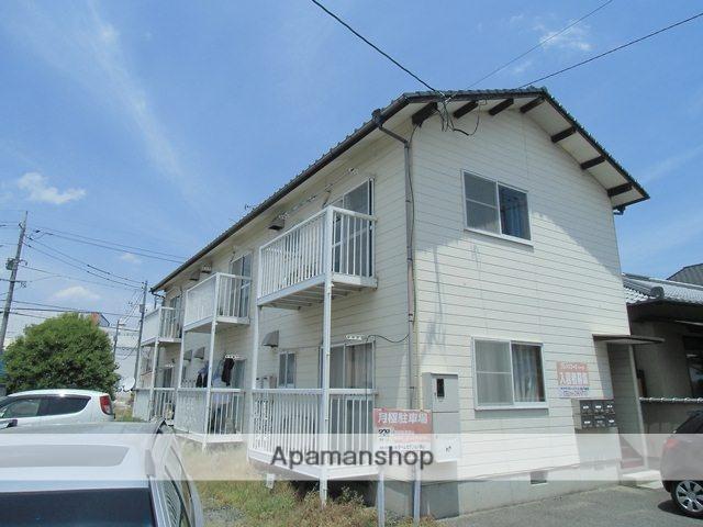 岡山県岡山市南区、妹尾駅徒歩15分の築18年 2階建の賃貸アパート