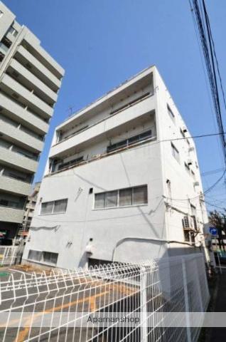 岡山県岡山市北区、岡山駅徒歩14分の築29年 4階建の賃貸マンション