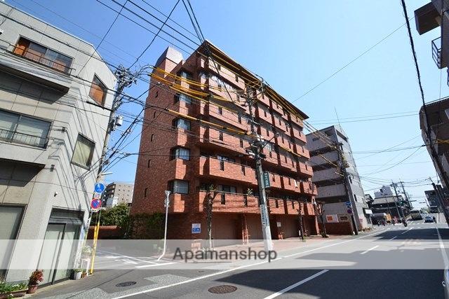 岡山県岡山市北区、岡山駅徒歩18分の築28年 7階建の賃貸マンション