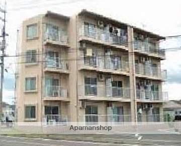 岡山県瀬戸内市、長船駅徒歩17分の築24年 4階建の賃貸マンション