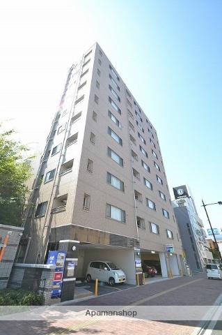岡山県岡山市北区、岡山駅徒歩18分の築7年 10階建の賃貸マンション