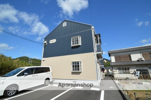 岡山県倉敷市、上の町駅徒歩79分の築26年 2階建の賃貸アパート