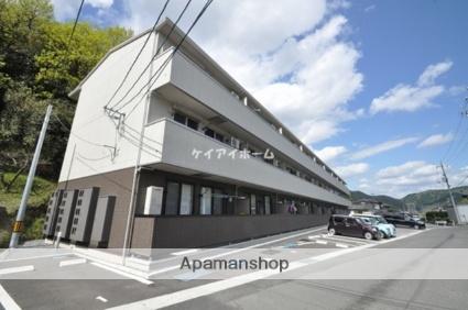 岡山県岡山市北区、野々口駅徒歩11分の築2年 3階建の賃貸アパート