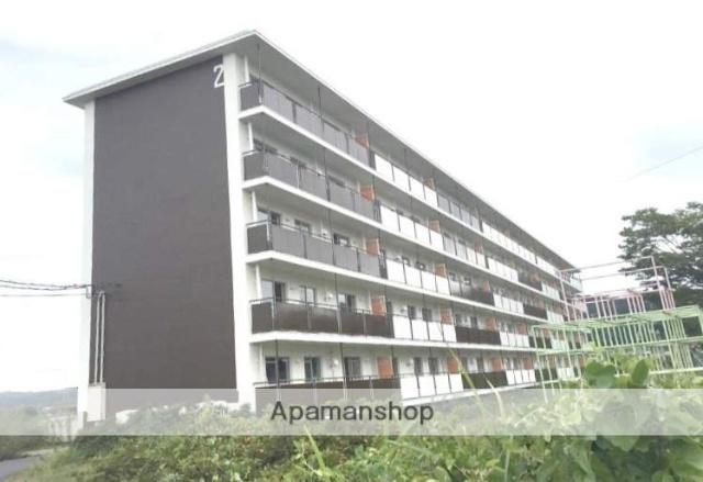 岡山県岡山市北区、建部駅徒歩4分の築38年 5階建の賃貸マンション