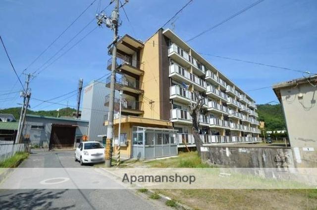 岡山県倉敷市、児島駅徒歩79分の築49年 5階建の賃貸マンション